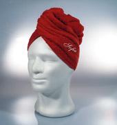 Turbante asciugacapelli Idea Regalo